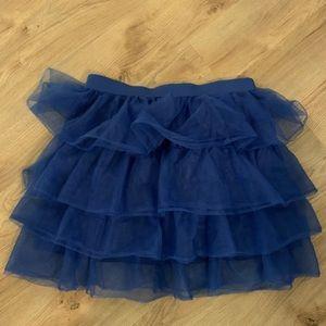 NWOT tutu costume skirt